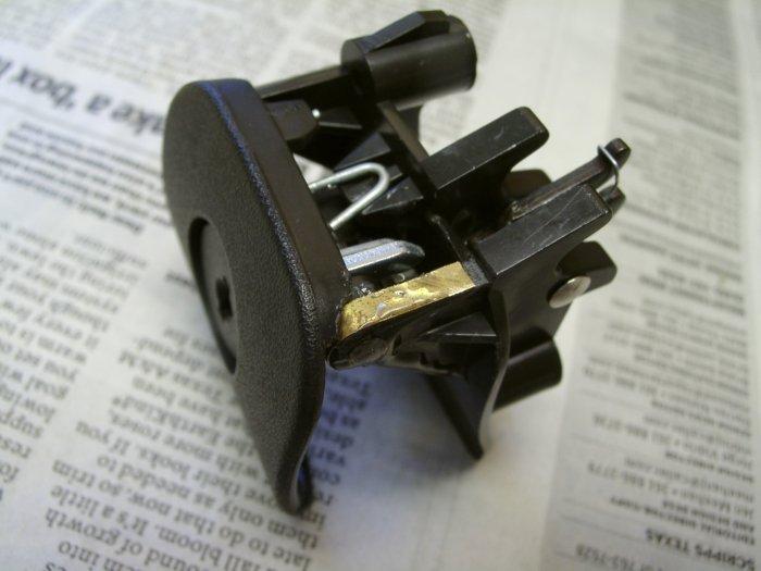 [How To Install Glove Box Handle 1999 Isuzu Hombre Space ...
