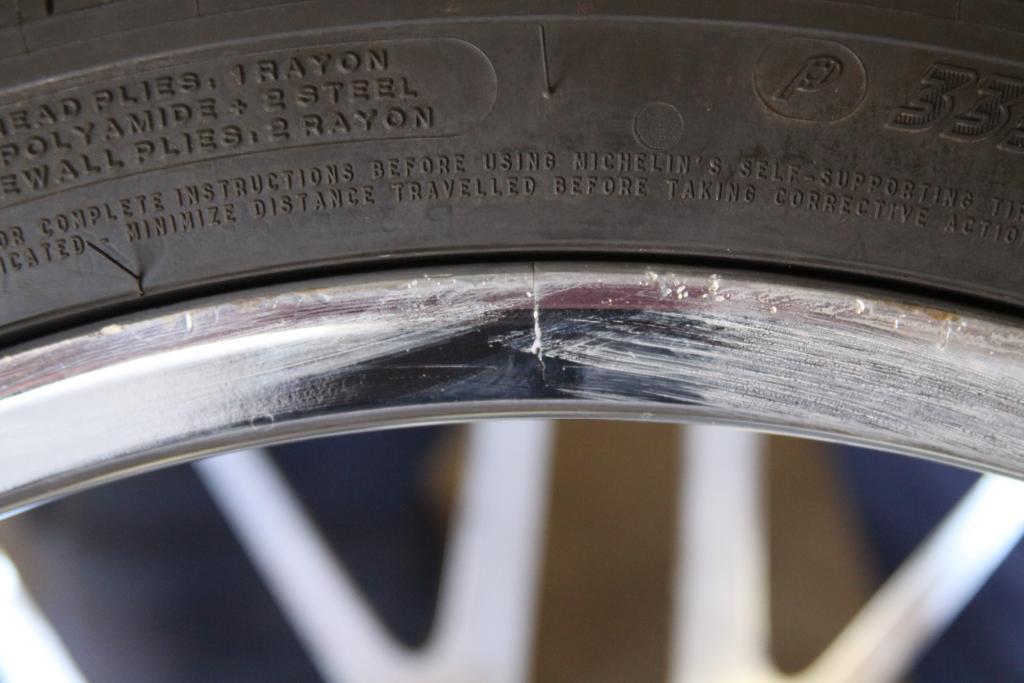 Re Chrome Rims >> Cracked Rims From West Coast Corvette - Z06Vette.com ...