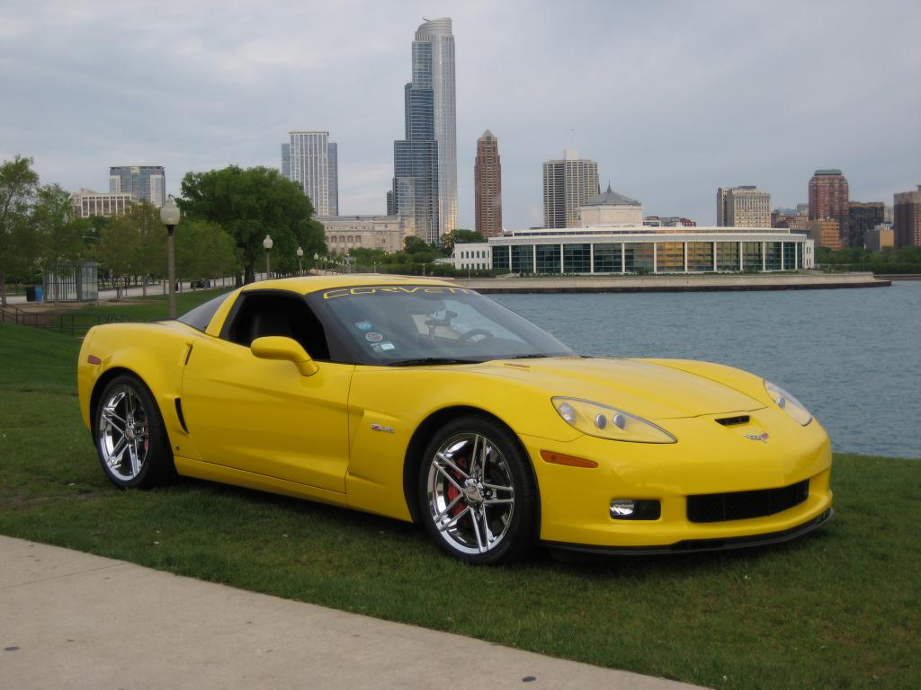 Velocity Yellow Tintcoat 08z Photos Z06vette Com Corvette Z06 Forum