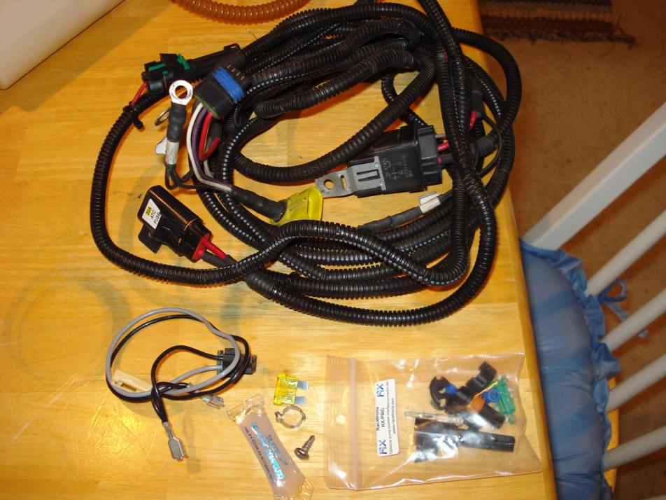Racetronix Fuel Pump Wire Harness. Denso Fuel Pump, K&n Fuel ... on