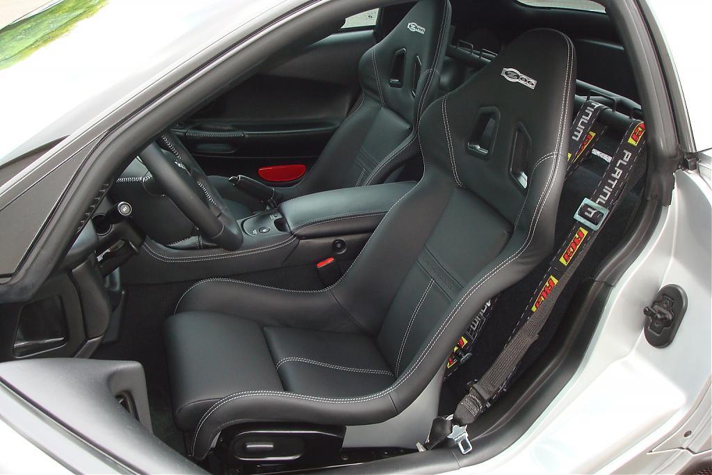 Corvette Zo6 For Sale >> Caravaggio Race Seats - Page 4 - Z06Vette.com - Corvette