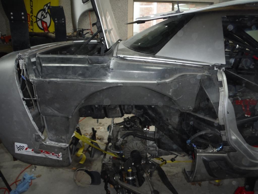 How To Replace Rear Quarter Panel On C5 Z06 Z06vette Com