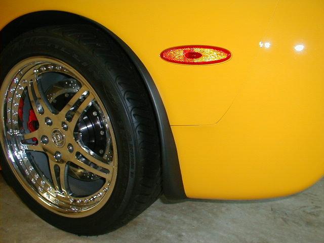 2361182 64 Frame Dimensions likewise 2356636 New Product C5 Custom Brake Caliper Covers 3 also 2005 Chevrolet Corvette C6 Engine 1280x960 in addition 3242481 Black Roof in addition 3855978 New Custom Ch agne Wheels. on c5 corvette starter location