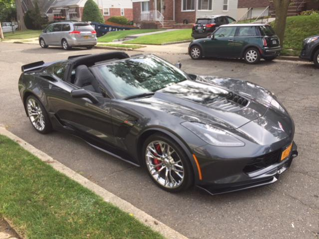 Won Z at Corvette Museum, Going to Sell it. - Z06Vette.com ...