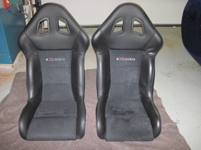 Fs Racing Seats Arizen Racing Z06vette Com Corvette