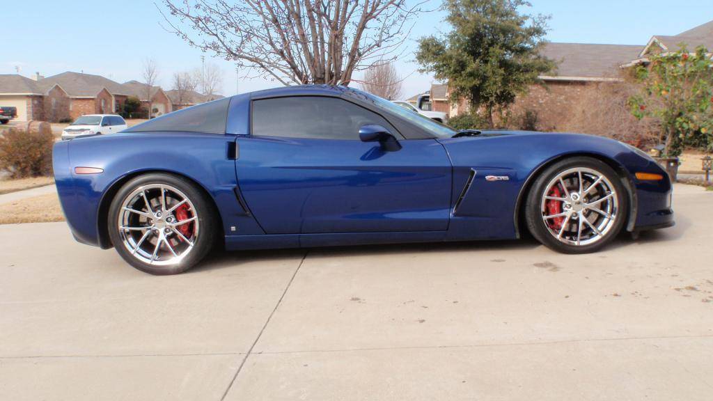 "Lowered 2"" with 345 Invos.. Pics! - Z06Vette.com ..."