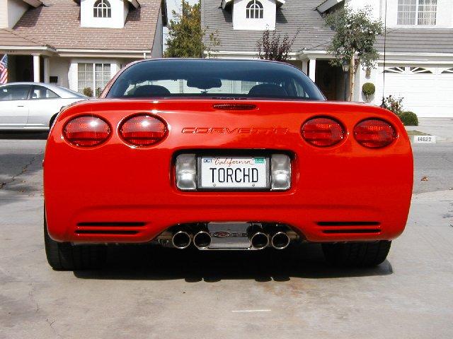Got Personalized License Plate Z06vette Com Corvette
