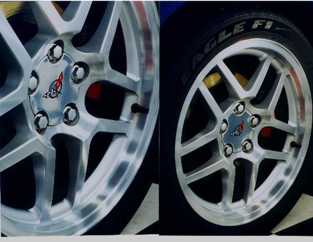 polishing   wheels page  zvettecom corvette  forum