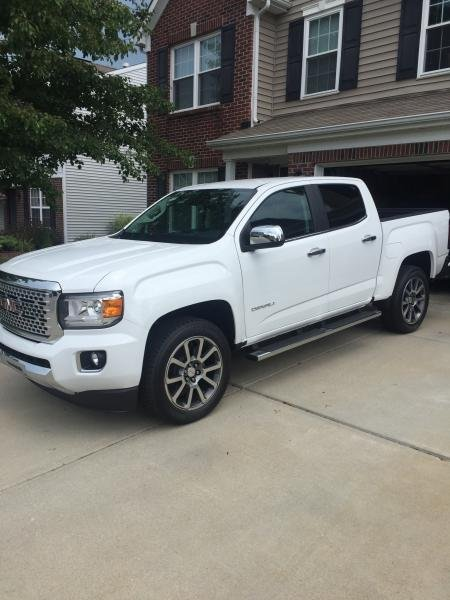 Riffraff's 2019 GMC Canyon