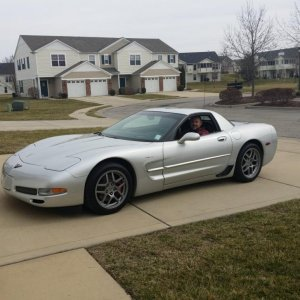 My first vette!  Dream car has been obtained!